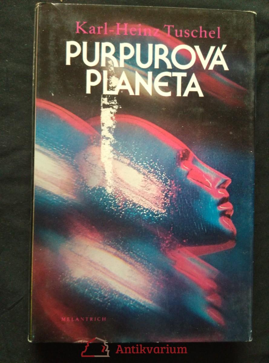 Purpurová planeta (Ocpl, 216 s.)