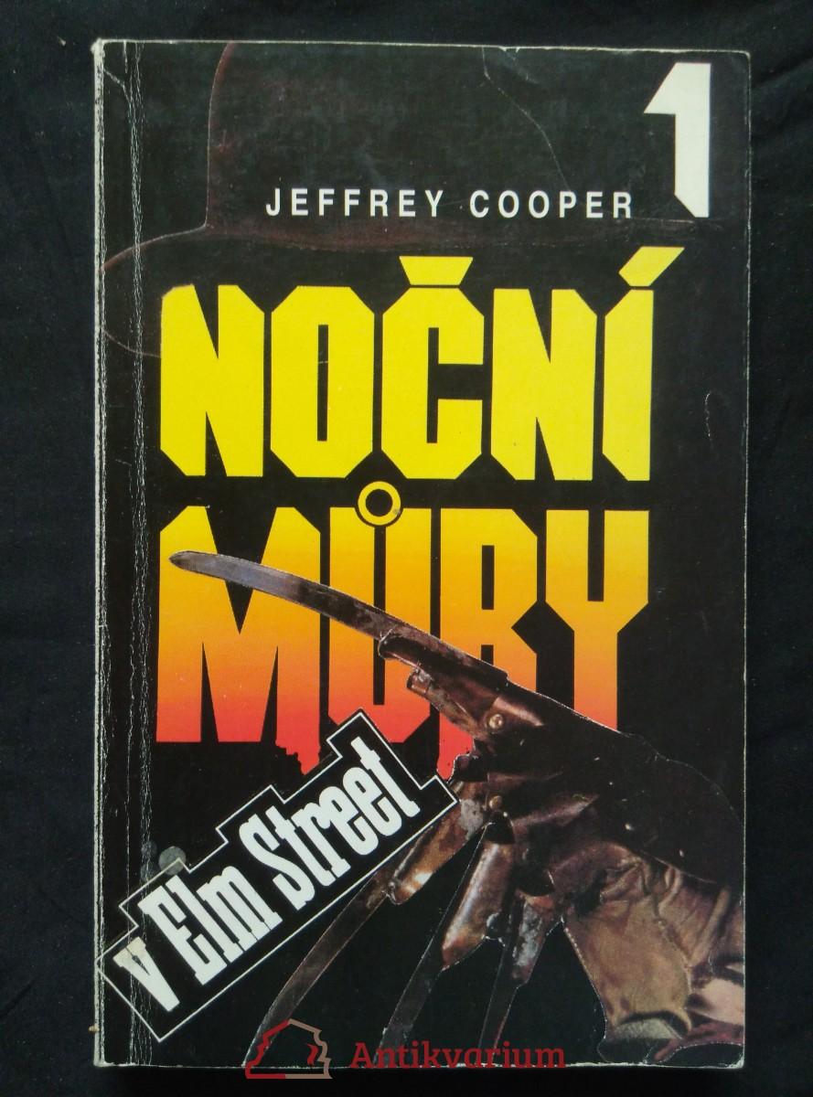 Noční můry v Elm Street 1 (Obr, 176 s.)