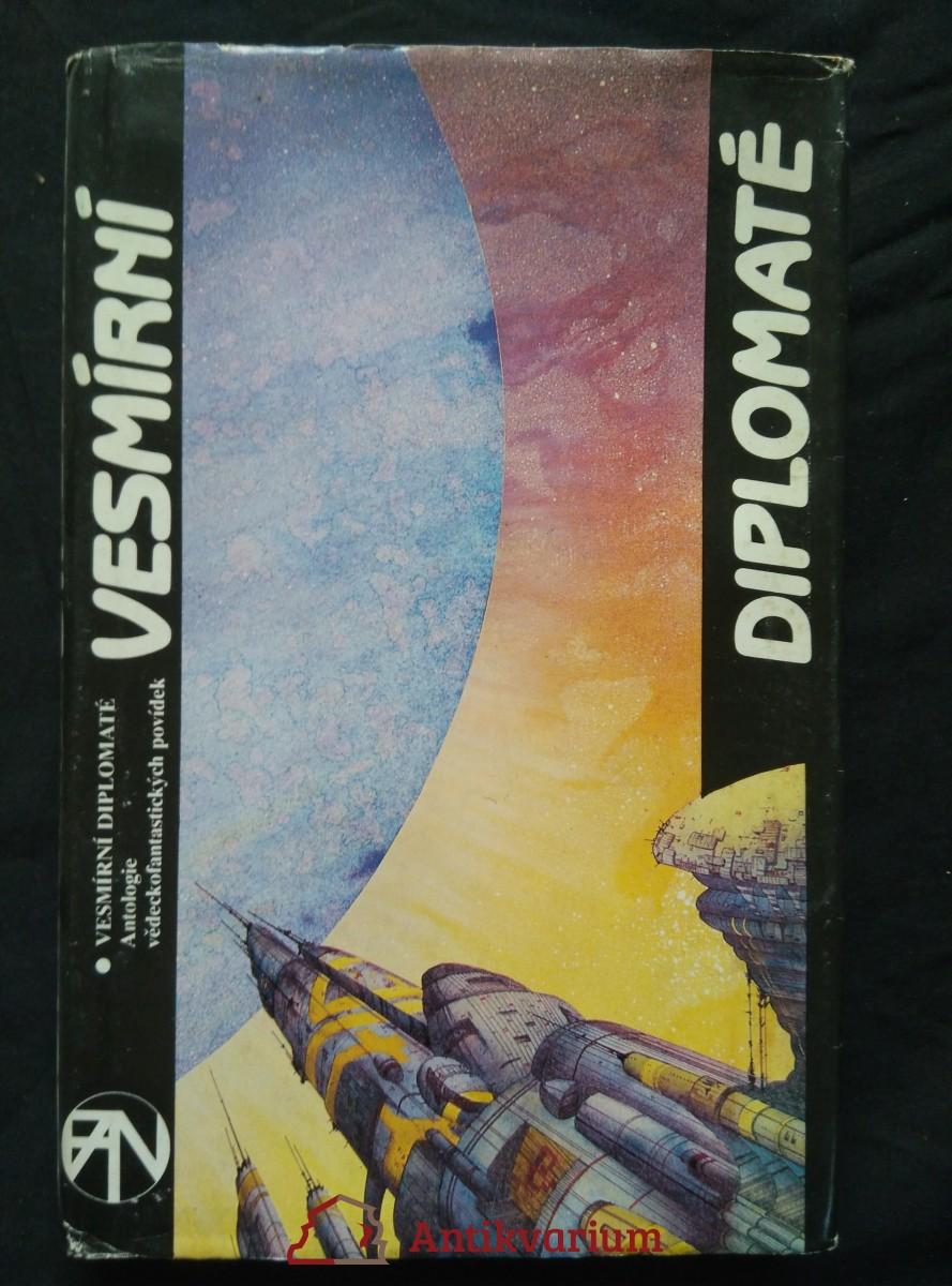 Vesmírní diplomaté - antologie sci-fi (Ocpl, 208 s., il. K. Soukup)