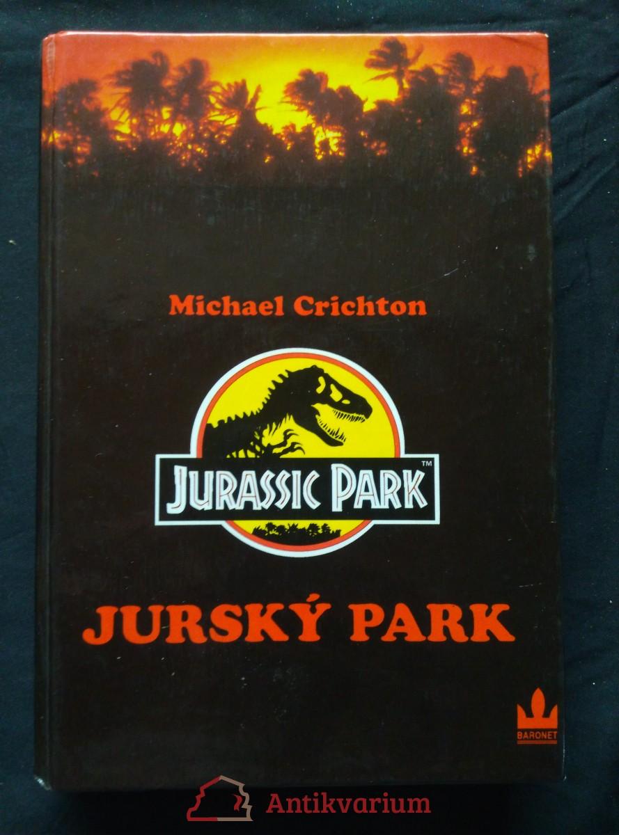 Jurský park - Jurassic Park (lam, 368 s.)