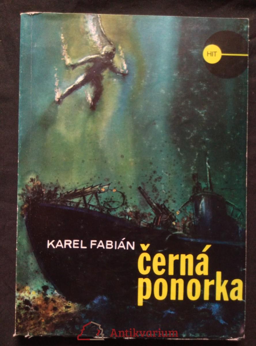 Černá ponorka (Obr, 128 s., il. J. Hudek)