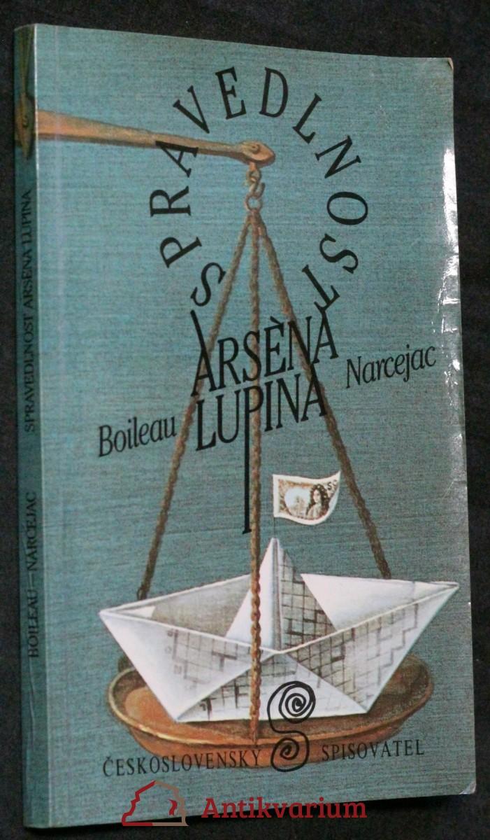 Spravedlnost Arsena Lupina