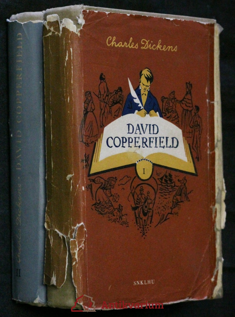 David Copperfield. 1.-2. díl