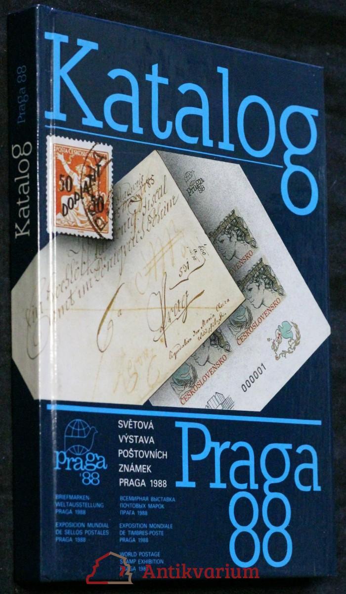 Katalog. Světová výstava poštovních známek Praga 1988