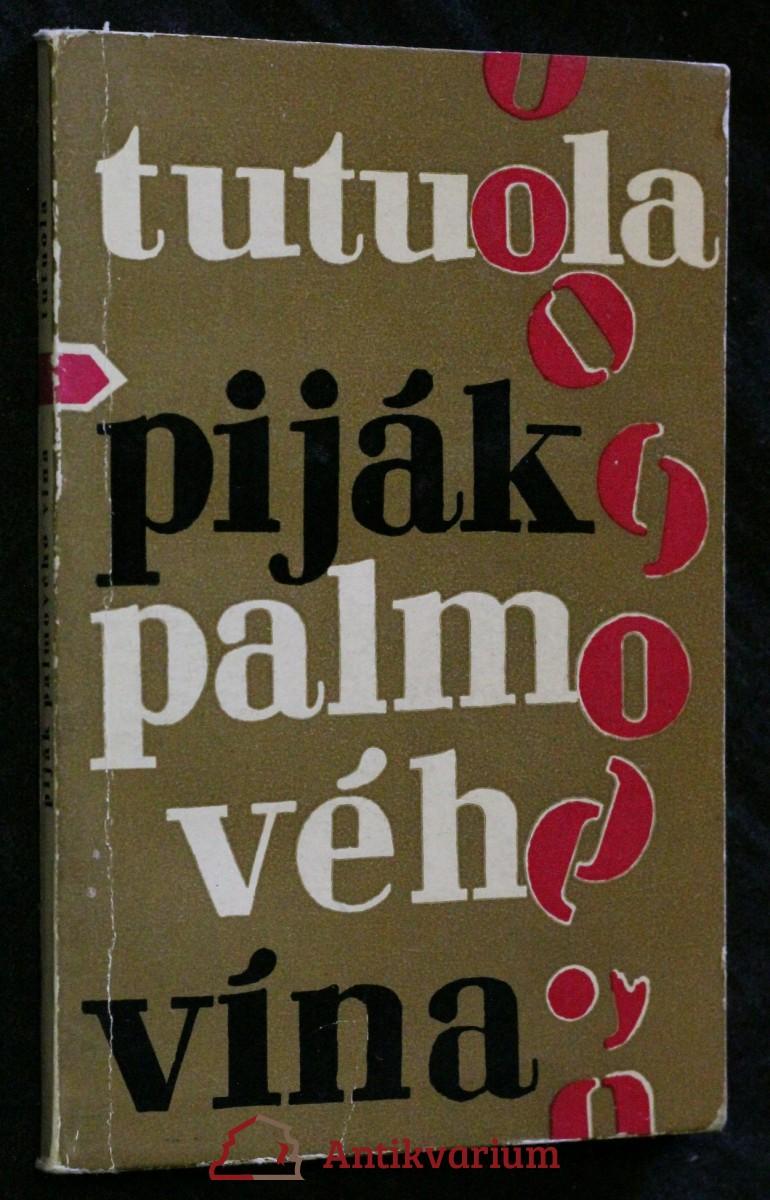 Piják palmového vína