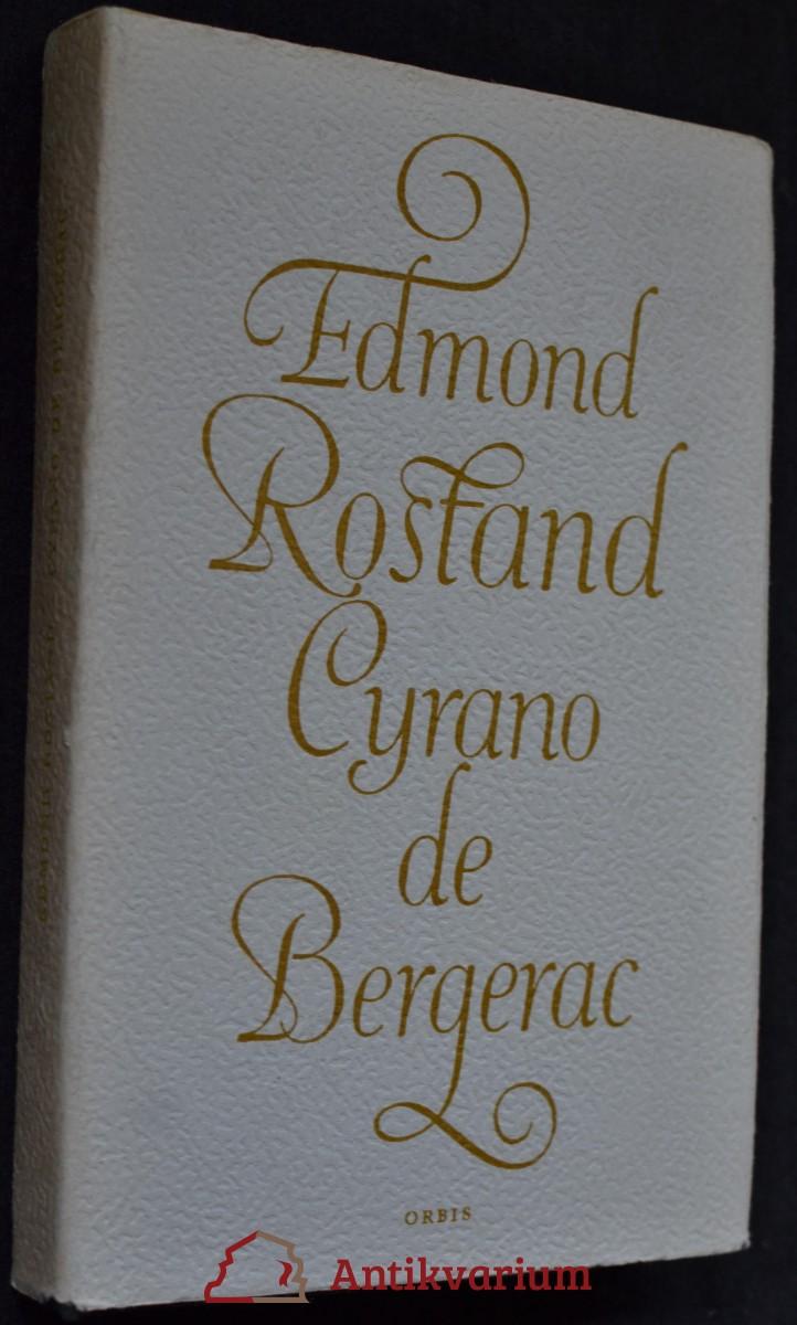 Cyrano de Bergerac : Heroická komedie o 5 aktech