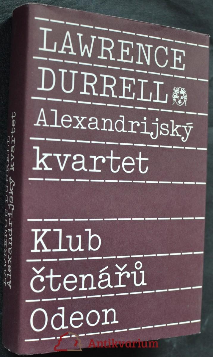 Alexandrijský kvartet