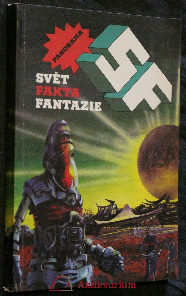SF-Svět, fakta, fantazie : Magazin lit. faktu a sci-fi