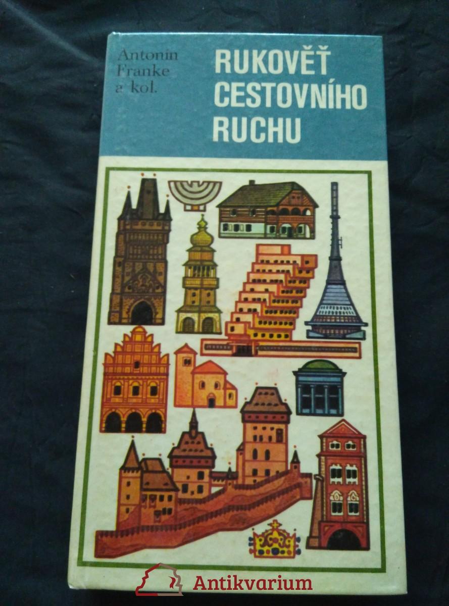 Rukověť cestovního ruchu (A4, lam,426 s.)