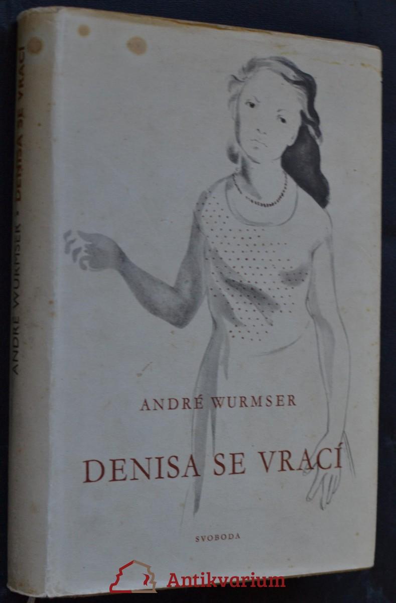 Denisa se vrací. 5. kn. cyklu Zrození člověka