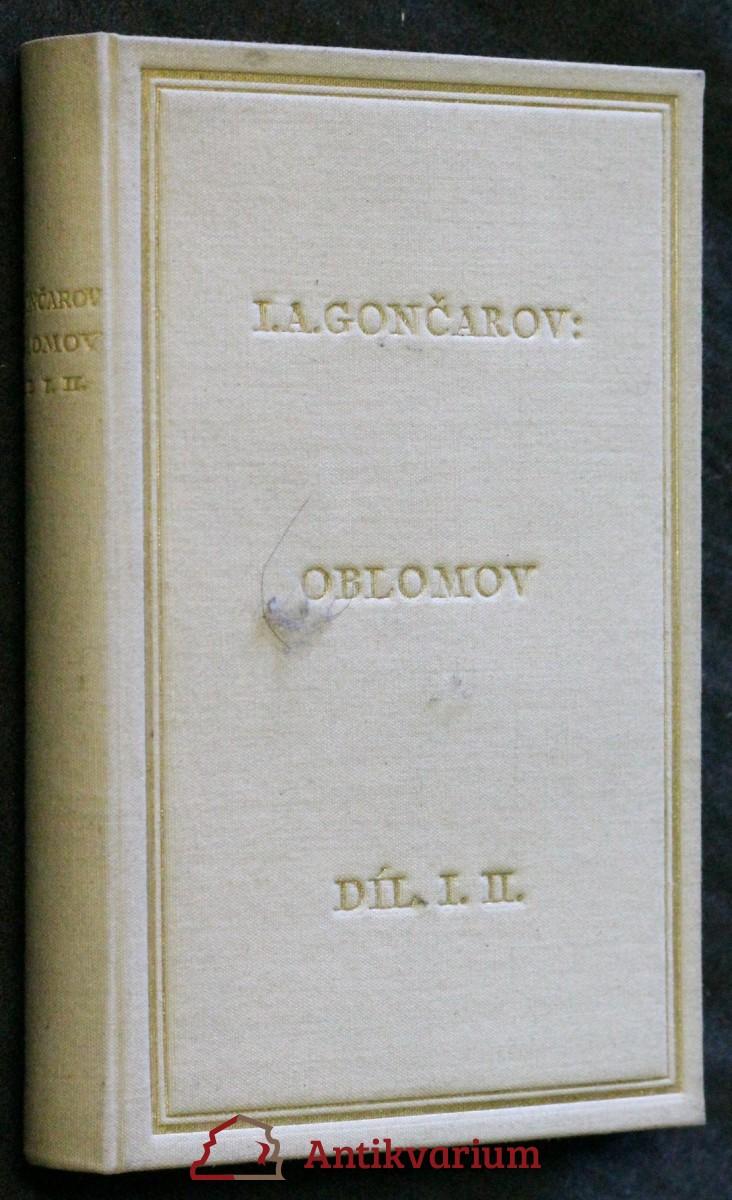 Oblomov I. a II. díl