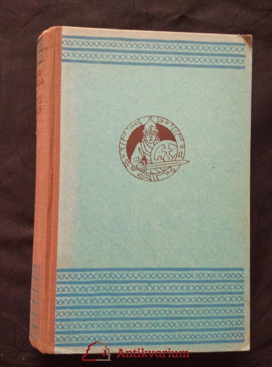 Hořící peřeje - Sága rodu Kurkům (Oppl, 306 s., typo O. Menhart, mapky A. Baudyš, bez přebalu)