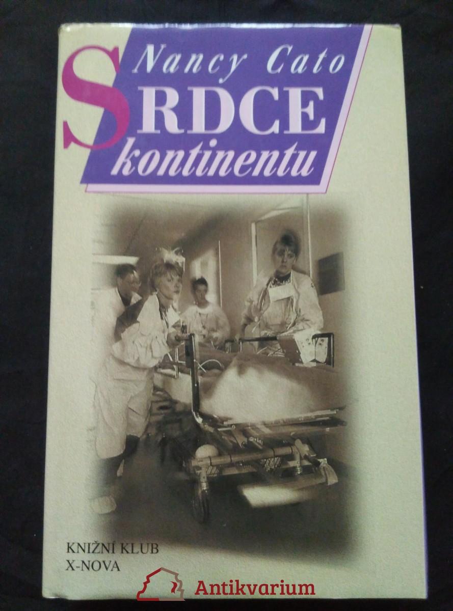 antikvární kniha Srdce kontinentu (pv, 448 s.), 1997