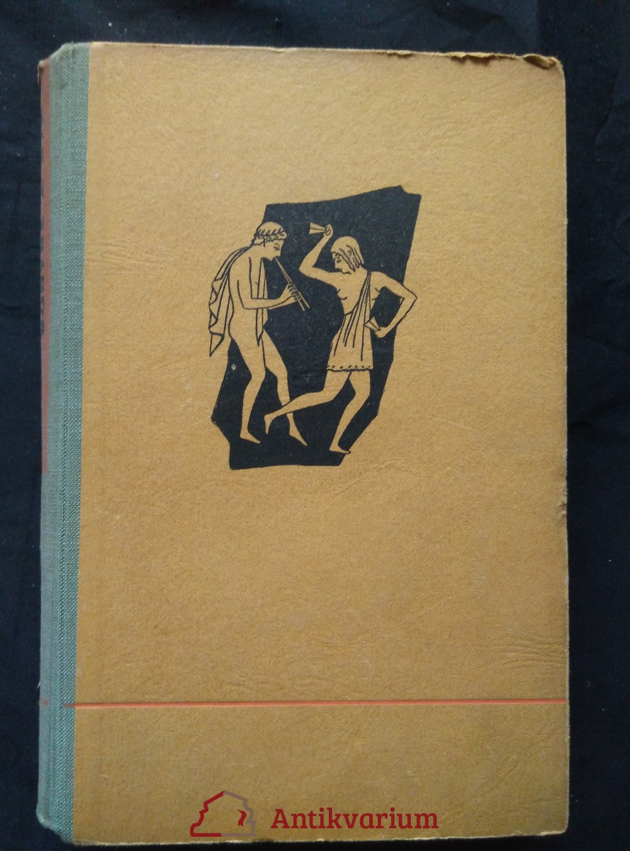 Bohyně a býk  (Oppl, 448 s., vaz a front. Toyen, b.. Ob.)
