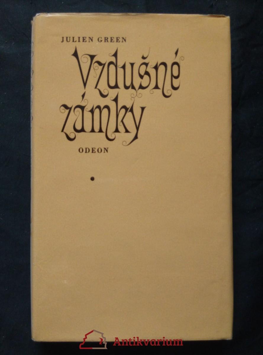 antikvární kniha Vzdušné zámky, 1976