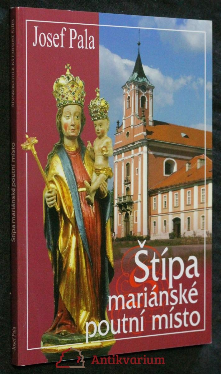 Štípa : mariánské poutní místo