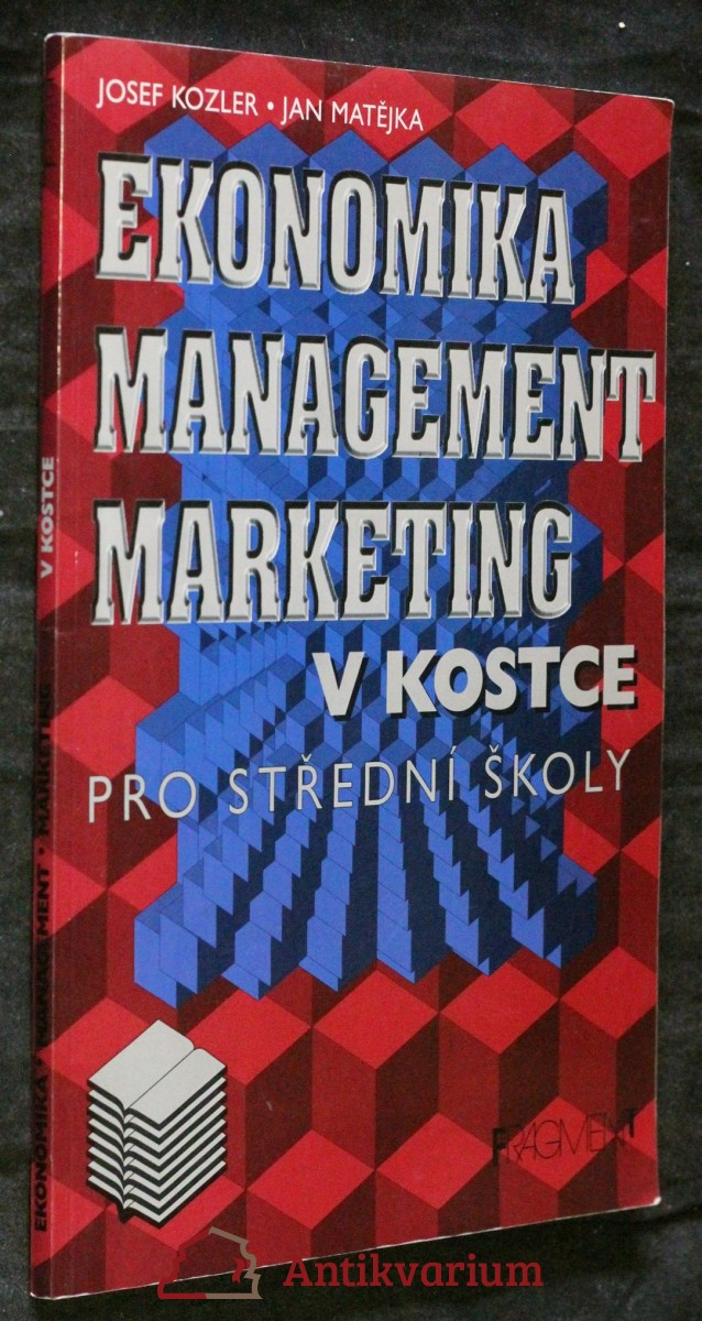 Ekonomika, marketing, management v kostce