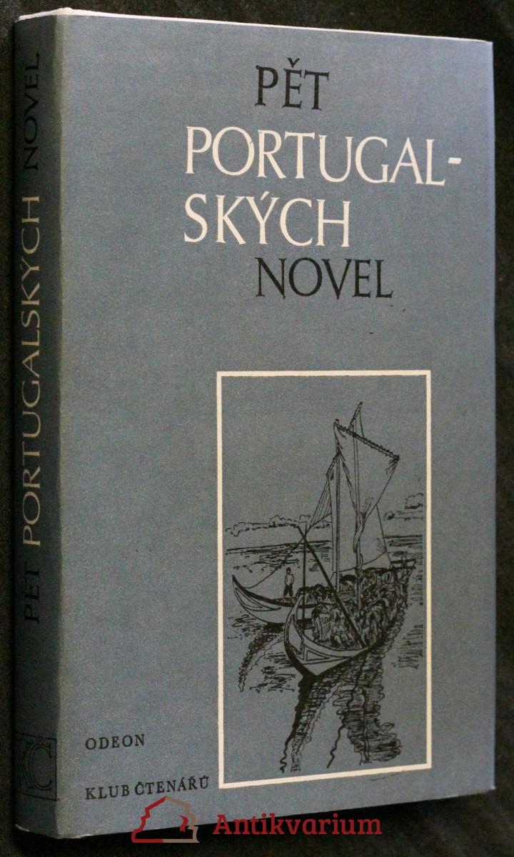 Pět portugalských novel