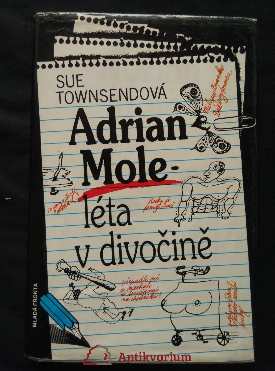 Adrian Mole - léta v divočině (pv, 192 s.)