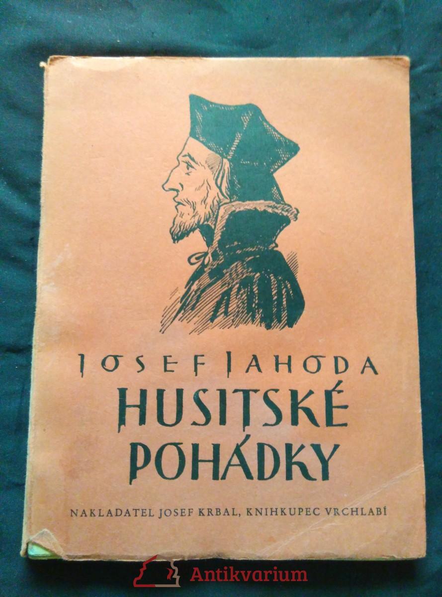 Husitské pohádky (Obr, 104 s., il. F. Vrobel)