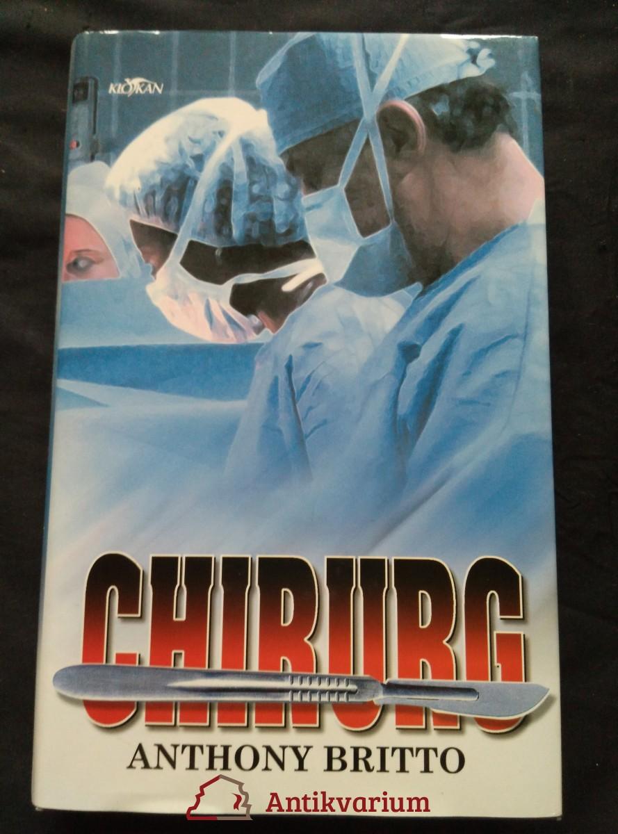 Chirurg (pv, 342 s.)