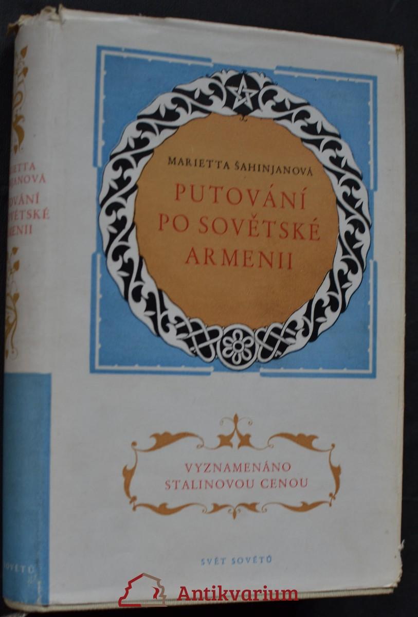 Putování po sovětské Armenii