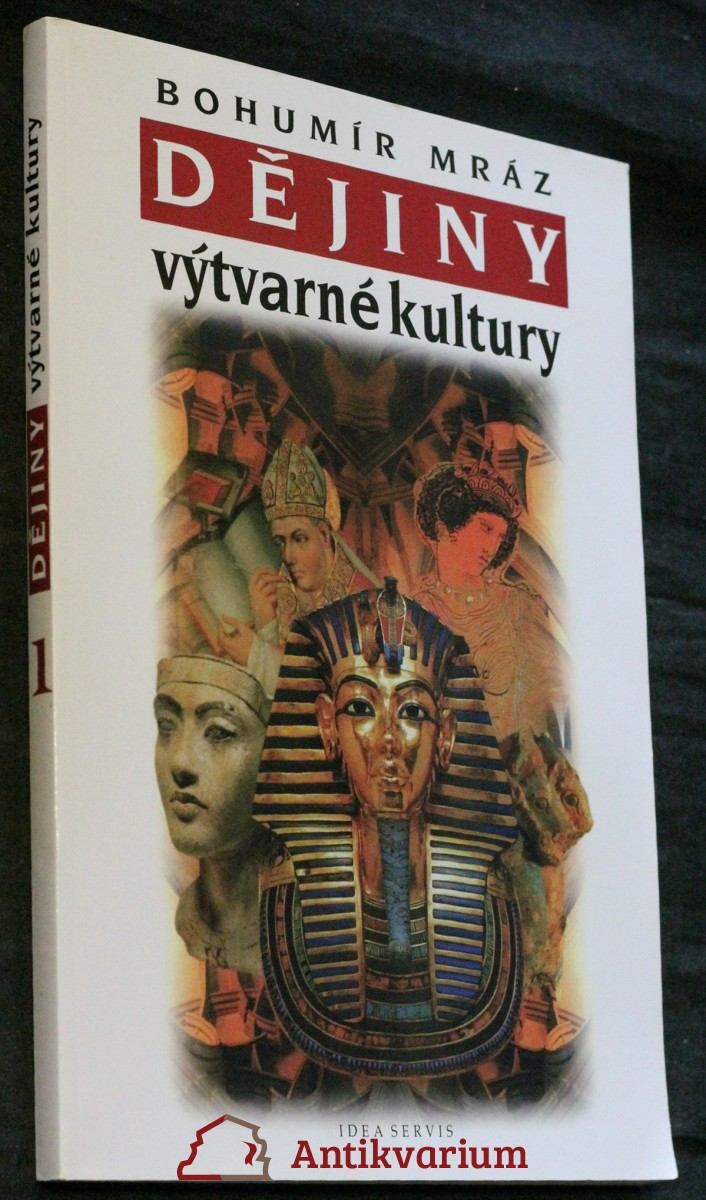 antikvární kniha Dějiny výtvarné kultury 1. díl, 2009