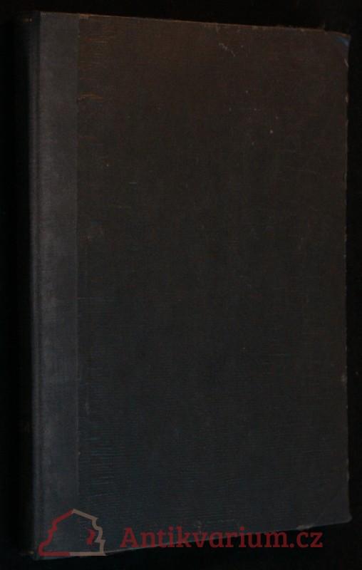 antikvární kniha Sborník entomologického oddělení Národního muzea v Praze XXIX 1953-1954, 1955