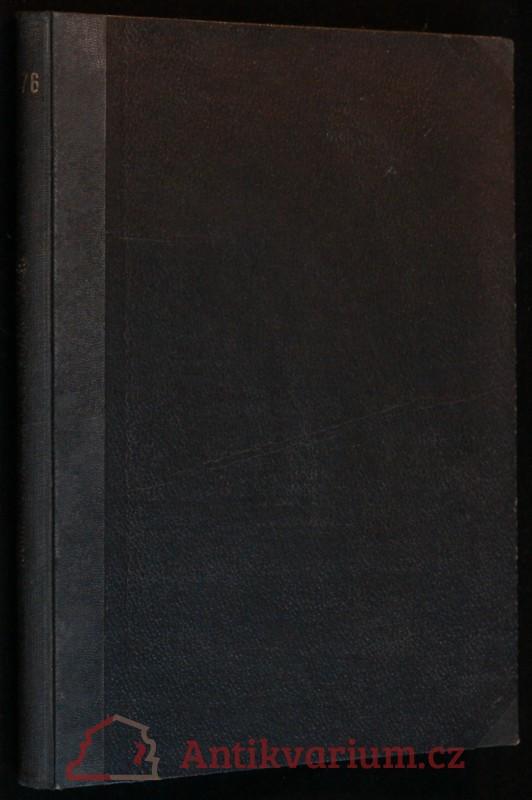 antikvární kniha Sborník entomologického oddělení při zoologických sbírkách Národního musea v Praze, 1945 XXIII, neuveden