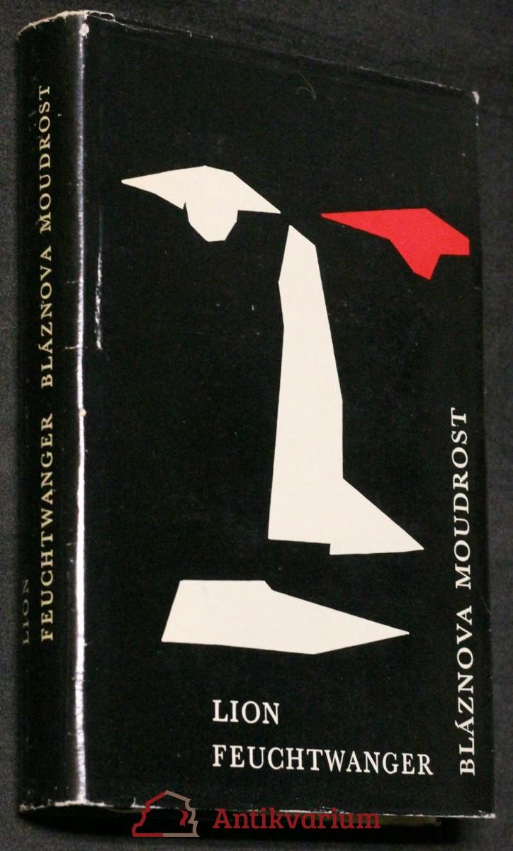 Bláznova moudrost, čili, Smrt a slavné zmrtvýchvstání Jeana Jacquesa Rouseaua
