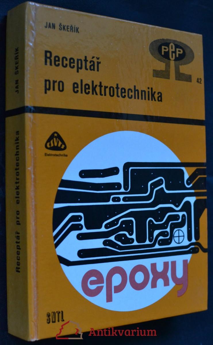 Receptář pro elektrotechnika
