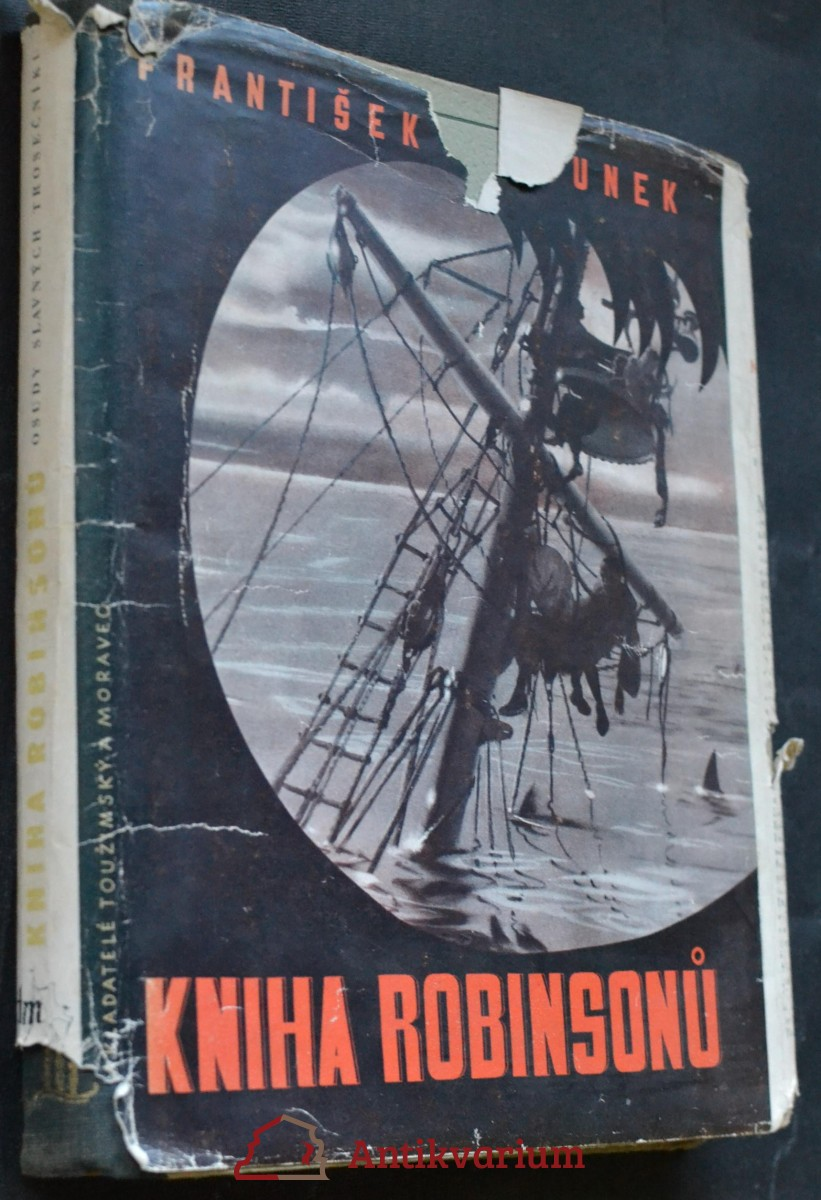 Kniha Robinsonů