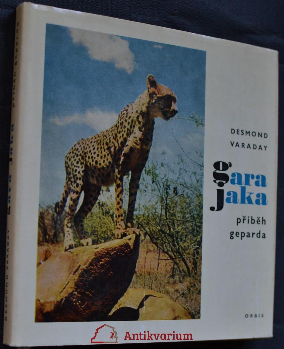 Gara Jaka : příběh geparda