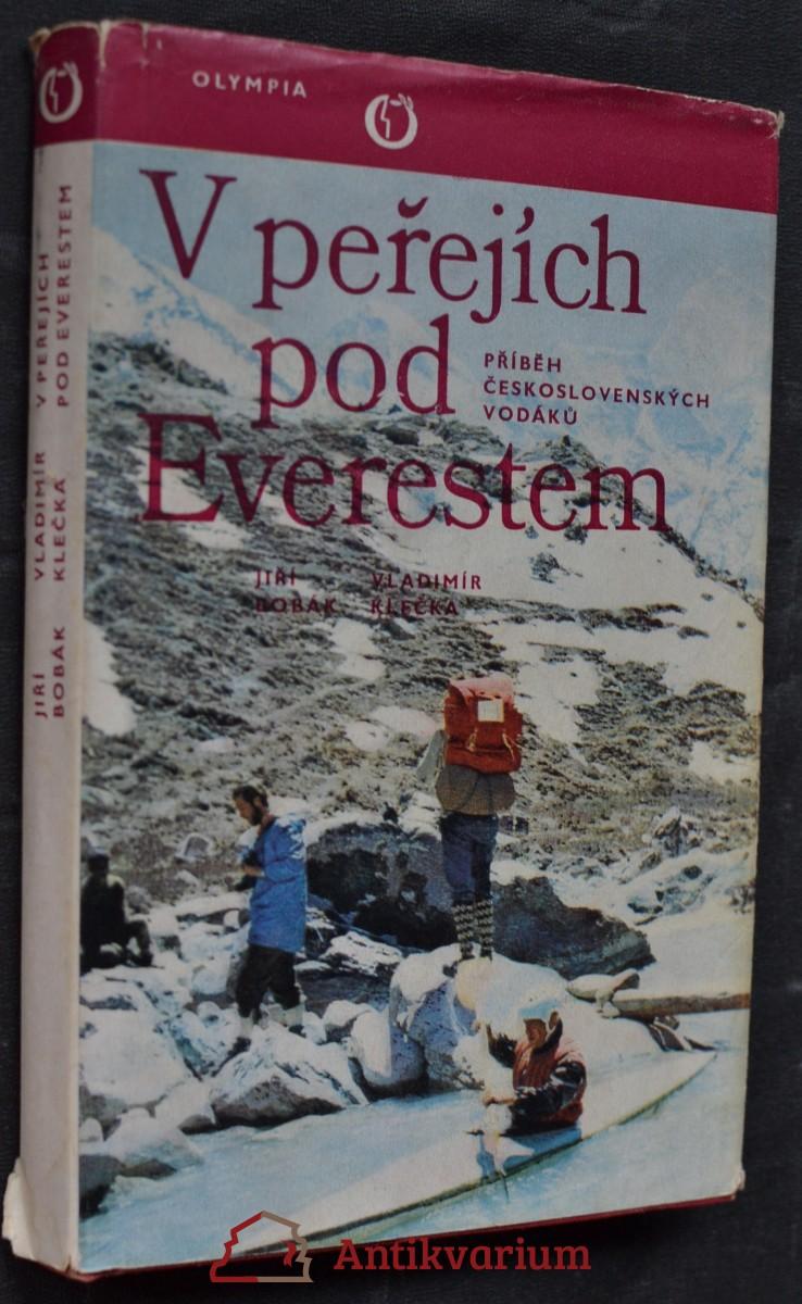 V peřejích pod Everestem : příběh československých vodáků
