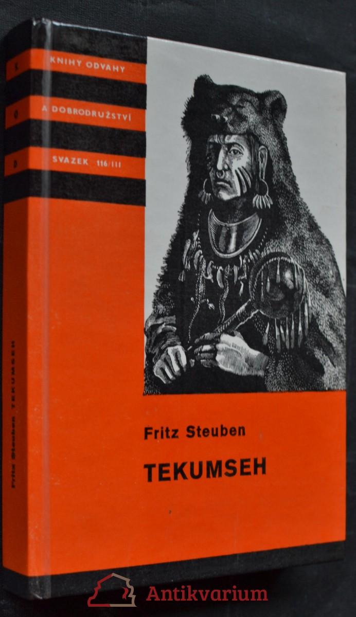 Tekumseh : vyprávění o boji rudého muže, sepsané podle starých pramenů, 3. díl