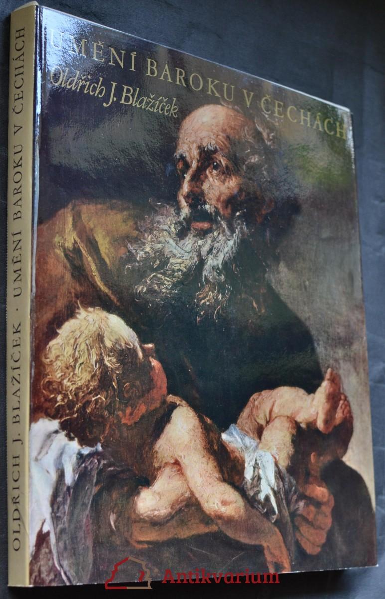 Umění baroku v Čechách