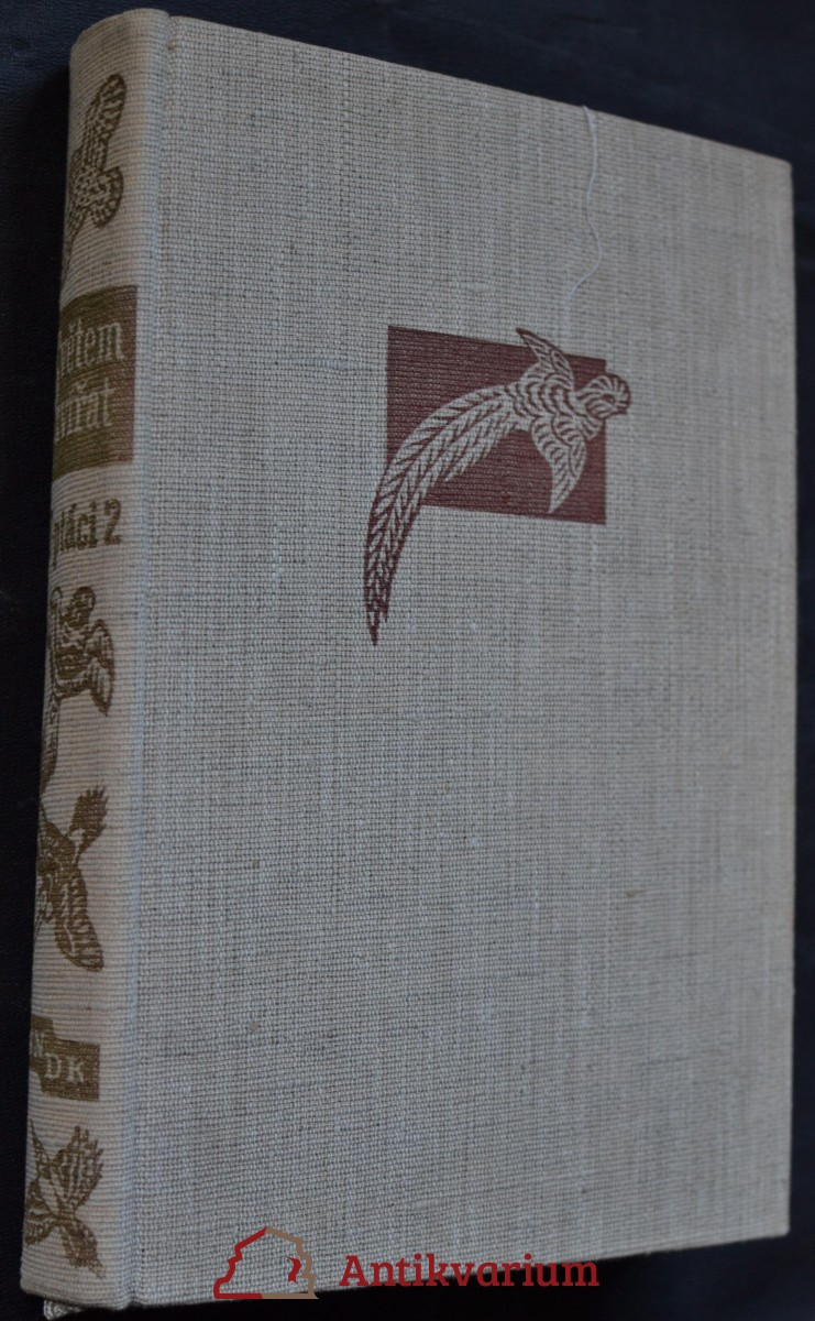 Světem zvířat. II. díl. 2. část, Ptáci