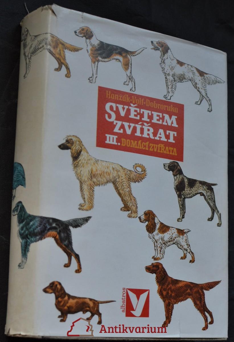 Světem zvířat. III. díl, Domácí zvířata