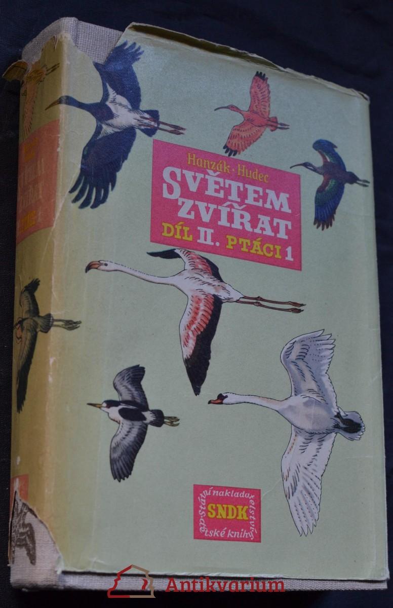 Světem zvířat. II. díl. 1. část, Ptáci