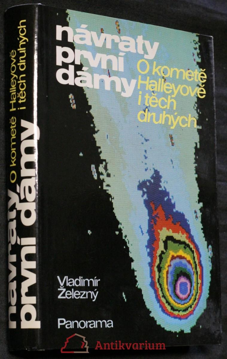 Návraty první dámy : o kometě Halleyově i těch druhých