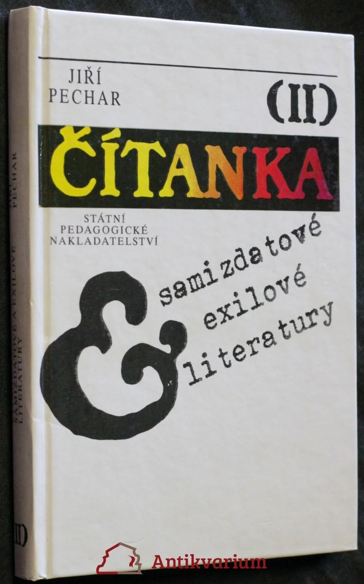 Čítanka exilové a samizdatové literatury II. díl