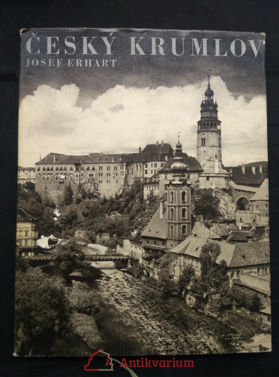 Český Krumlov (A4, Ocpl, 68 čb foto, text L. Stehlík, N, A, R)