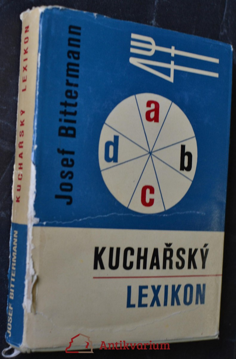Kuchařský lexikon : výbor popisů známých i méně známých jídel