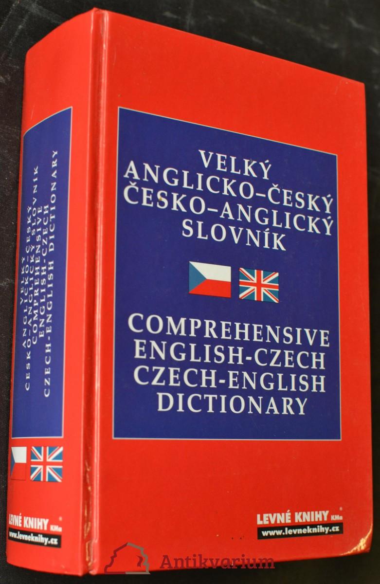 Velký anglicko-český, česko-anglický slovník