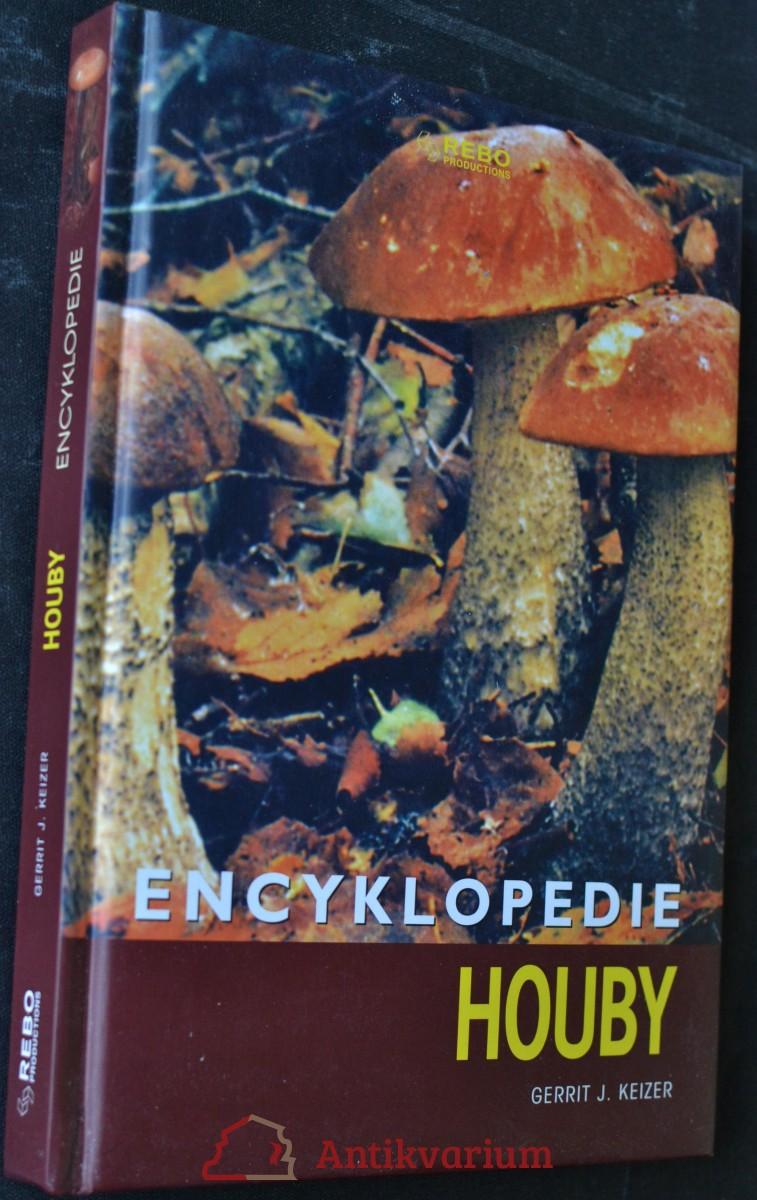 Houby : encyklopedie
