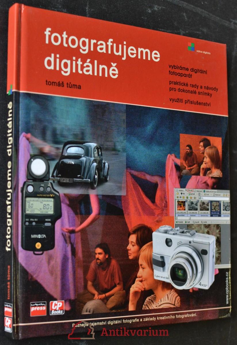 Fotografujeme digitálně