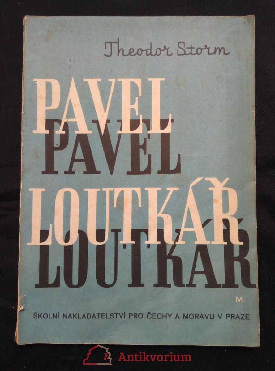 Pavel loutkář (Obr, 60 s.)