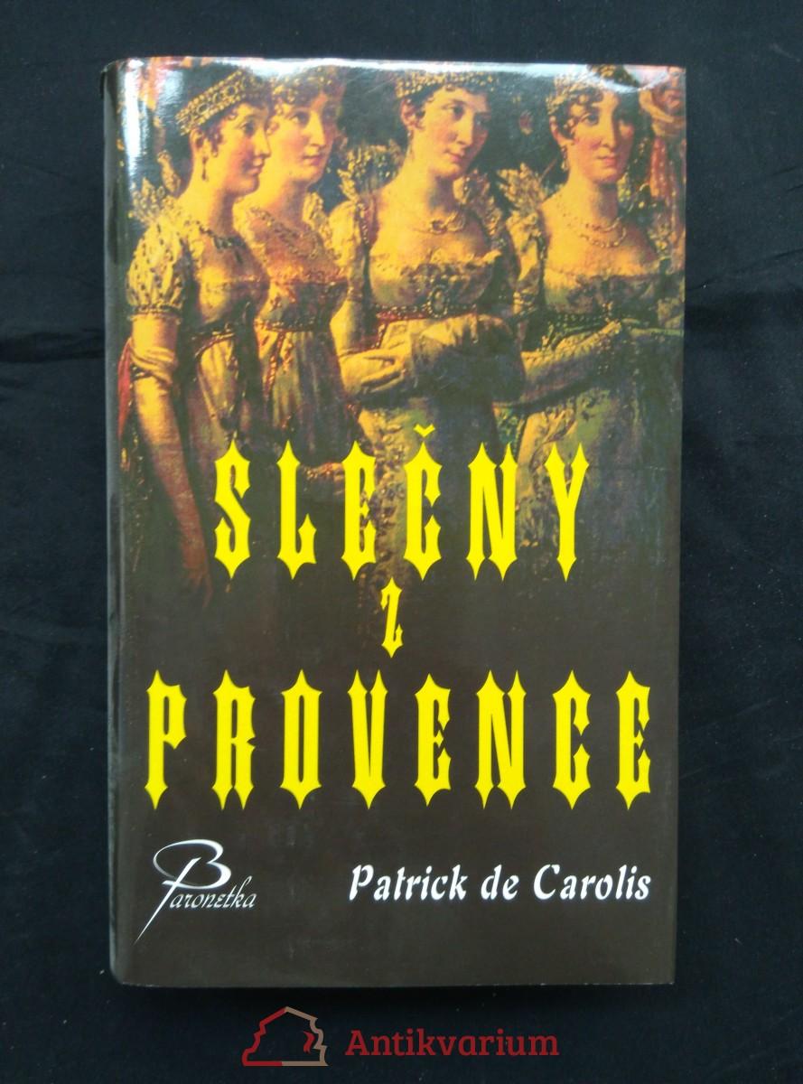 Slečny z Provence (pv, 552 s.)