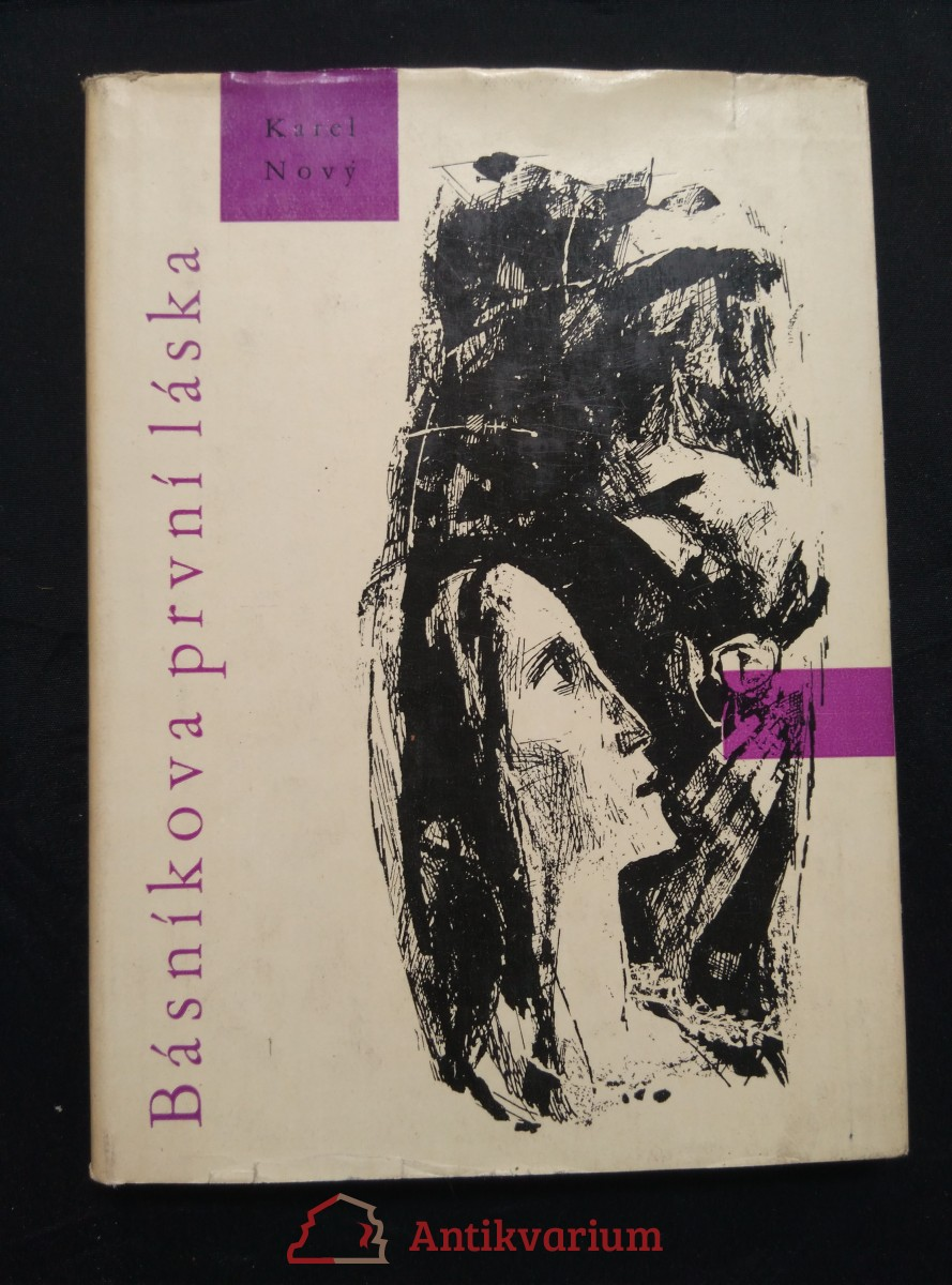 Básníkova první láska (Ocpl, 72 s., ob a  il. Z. Brdlík)