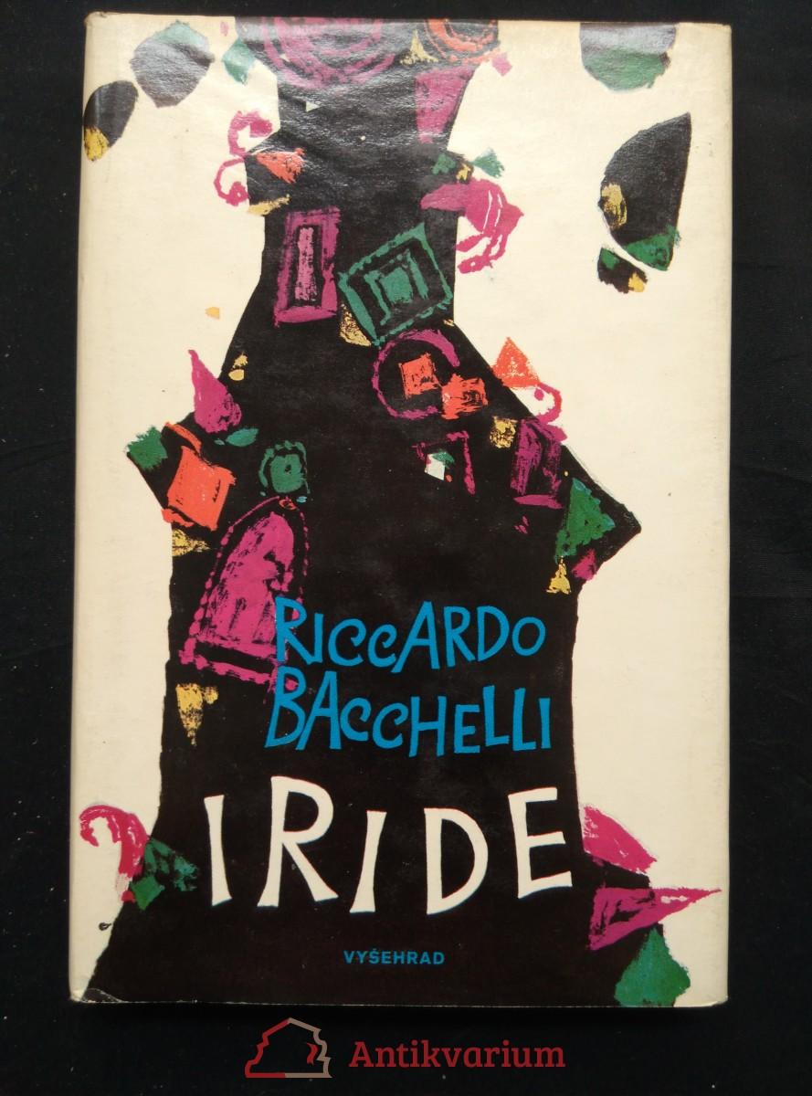 antikvární kniha Iride, 1976